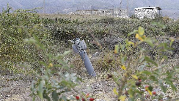 Россия, Франция и США призывают прекратить огонь в Нагорном Карабахе