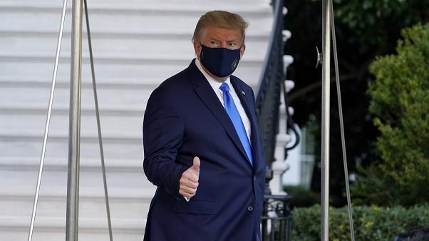 Трамп проведет несколько дней в клинике